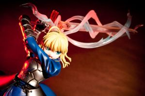 Saber ~Invisible Air~ by Etherien