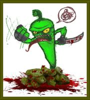 Teenage Mutant Murder Chili by Giosuke