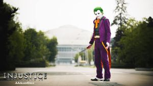 Joker-Injustice by aaaandgirls
