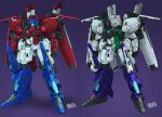 Gundam MSA-001 Ex-S Model Kit Color Schemes by pogzki