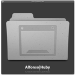 Leopard Gray System iCons by alfonsohuby