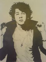 Nick Jonas by xDazzle-Me-Edwardx