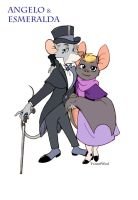 Angelo e Esmeralda001 by twisted-wind