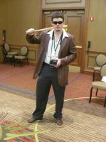 Animefest '13 - Dead Rising by TexConChaser