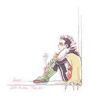 Damian by KrusierWeasly