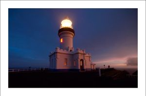 Byron Lighthouse Sunset by Cameron-Jung