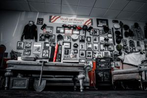 Vicki's Barbershop - Wall of Honor by Projecta6