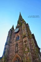 St Martin in the Bull Ring by AlanSmithers