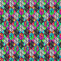 Gradient Block Pattern by Humble-Novice
