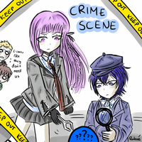 Investigation Team! by Riinkanei