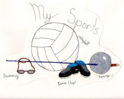 Sports by fencergirl00