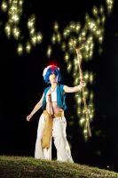 Aladdin Cosplay: The Rukh by firecloak