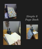 Simple 8 Page Book by PerilousBard