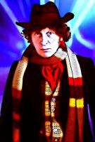 The Fourth Doctor - Walking In Eternity by Cotterill23