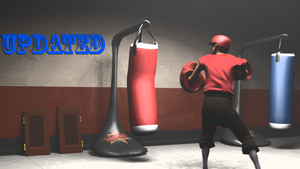[Download] Punching bag + misc Props by finalleet