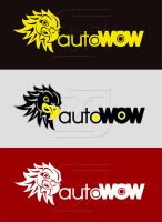 AutoWOW logo by indrorobo