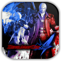 Devil May Cray 4 Game Icon by Wolfangraul