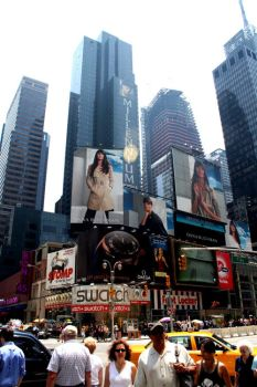 Times Square by harry99645