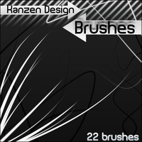 Kanzen Designs - Brushes by IZ-Person