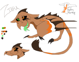 Zinra Ref by Howling-Wolf123