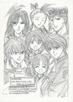 Fushigi Yuugi by cannabixsl