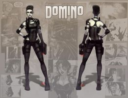 Domino concept #1 by Yojirous