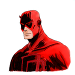 Daredevil Colored by gokujr96