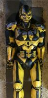 Cyrax mk9 cosplay finished by made007