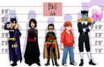 Gotham City Boys and Girls Club by gabzillaz