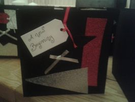 One of 60 individual cards by Lilpj