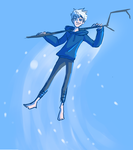 Jack Frost for Huevember by TheFandomWhore