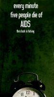 AIDS by LilyMachine