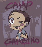 CAMP GAMBINO. by MissionComplete
