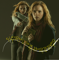 Hermione Granger by likealondoner