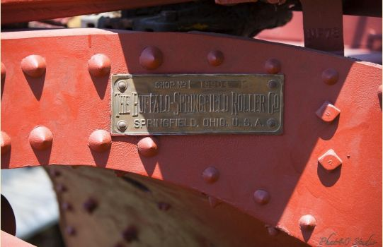 The IH Roller's Tag by Steammechanic