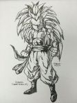 Gotenks by TheInfamousKee