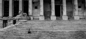 Alone by Bazz-photography