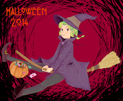 Halloween 2014 by Kifumi-chan1