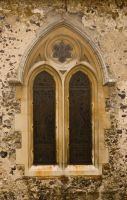 12th Century Church Stock 7 by Sheiabah-Stock