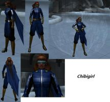 CoH Toon Collage 10 by Jaguard