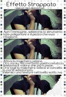 Effetto Strappato Tutorial by Neveryph-stock