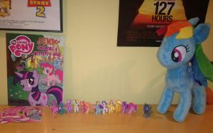 My Little Pony Collection by LeaveItToVi