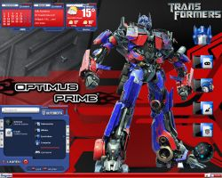 OPTIMUS by Smokey41