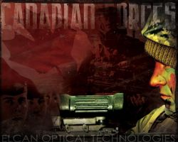 Canadian Forces 2 by P3RF3KT
