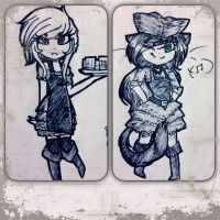 .: I just love looking through old sketch pads :. by lMP0ST0R