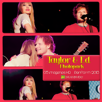 + Taylor y Ed Photopack by DreamsPacks