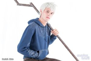 Jack Frost Cosplay by gustavo4444