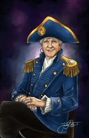Naval Officer Judy by TheJarett