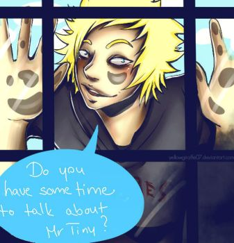 Steve - Do you have some time... by Micatsa