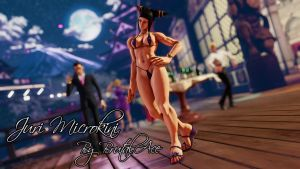 Juri Microkini By BrutalAce by BrutalAce